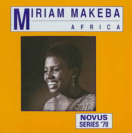 AFRICA BY MAKEBA,MIRIAM (CD)